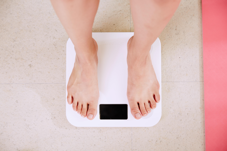 体重計は誤差があるもの