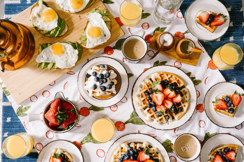 拒食の回復期、過食の治療。3食バランス良く食べた方がいい理由